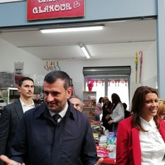 Inaugurazione mercato di via Amendola