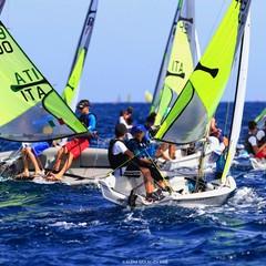 campionati giovanili vela in doppio