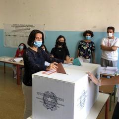 Laricchia al voto