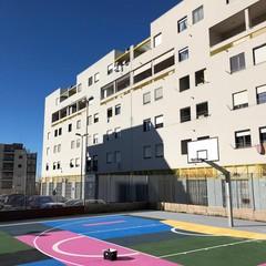 Matera basketcourt Uisp