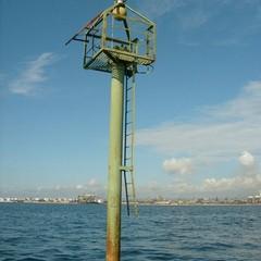 meda stazione Poliba in mar grande