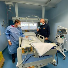 terapia intensiva covid policlinico di bari