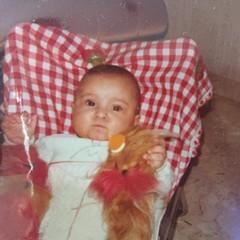 Laura da piccola