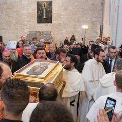 La reliquia di San Nicola arriva a Mosca