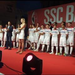 Presentazione ssc Bari