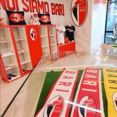 Inaugurazione store ufficiale SSC Bari