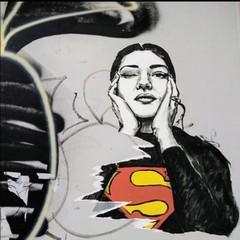 Murale Maria callas