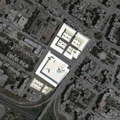 Trani quartiere S Angelo area di indagine e progetto