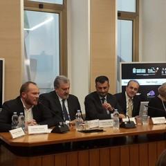 La conferenza di presentazione