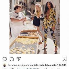 Versace a Bari