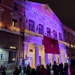 L'inaugurazione del restaurato Piccinni