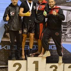 kickboxing campionati interregionali