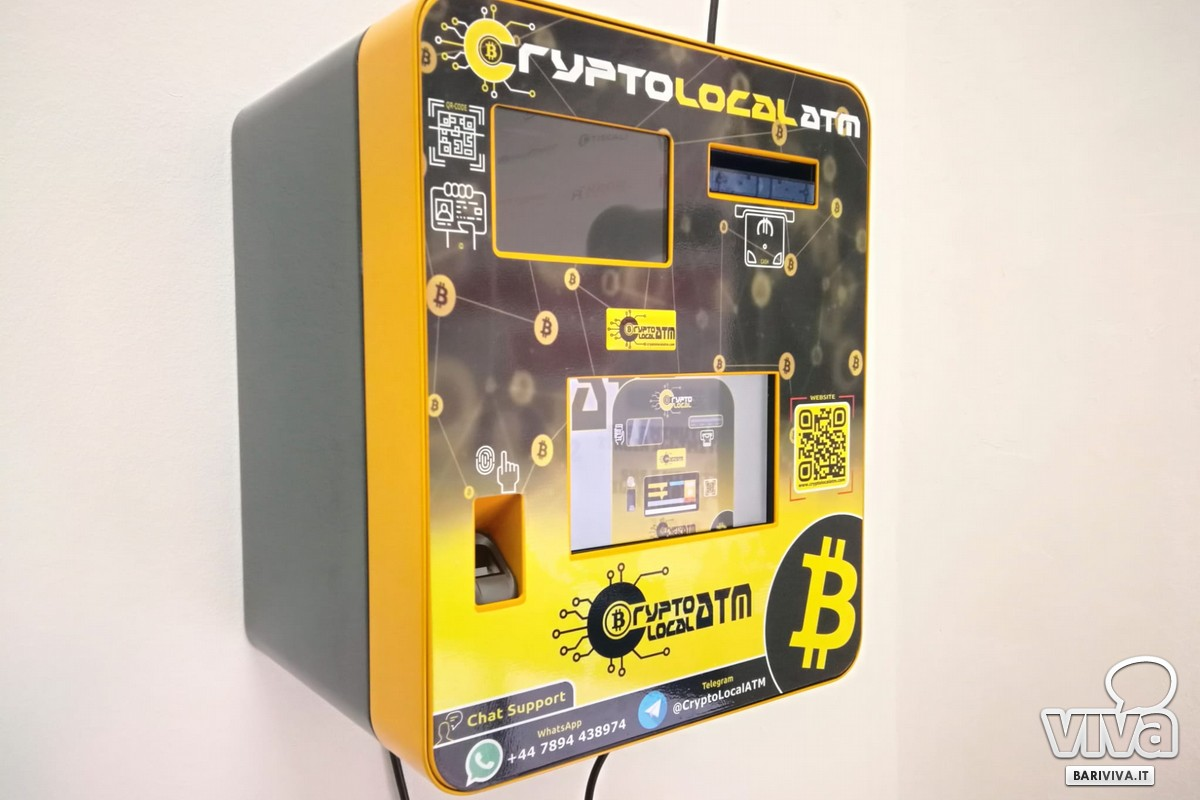 bitcoin la bancomat