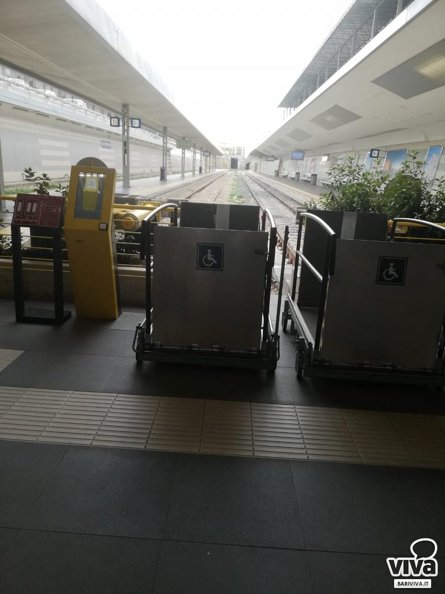 stazione ferrotramviaria bari