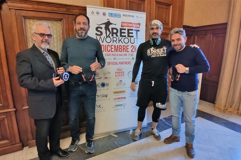 presentazione street workout
