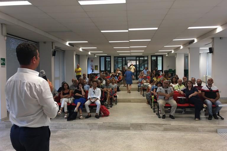 Reti Civiche Urbane RCU incontro Municipio II JPG