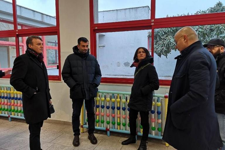 accensione impianti riscaldamento scuole comunali ricognizione
