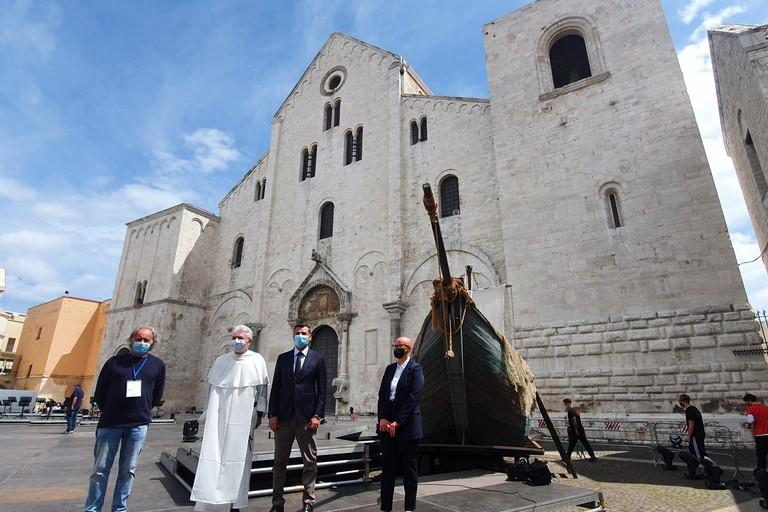 San Nicola da Myra a Bari presentato levento del maggio