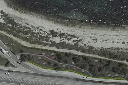progetto Multiservizi area lungomare Trieste