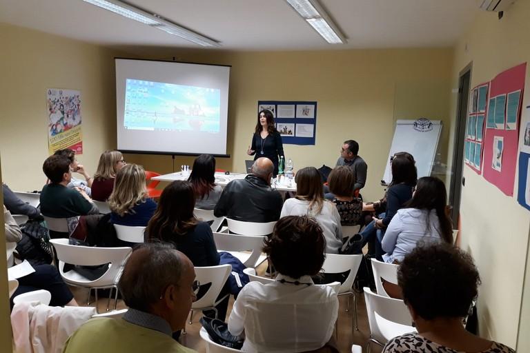 Famiglie senza confini per laccoglienza dei MSNA oggi il primo incontro con i nuclei interessati