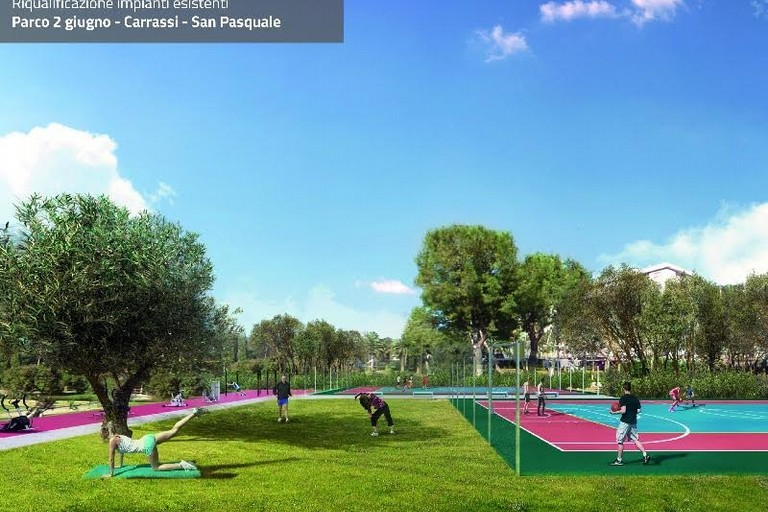 playground all'aperto