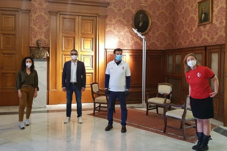 Umbro Italia lancia Tutti in gioco per Bari solidale