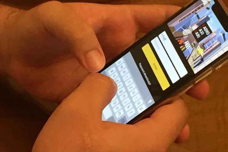 La nuova app Radio taxi Bari