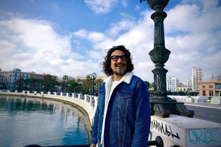 Alessandro Borghese a Bari