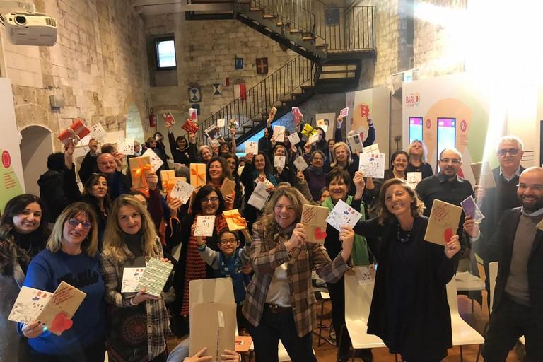 presentato il nuovo programma di attivit di Bari Social Book