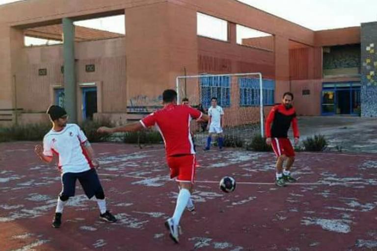 Campetto calcio a 5 San Pio