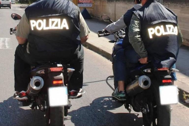 I Falchi della polizia