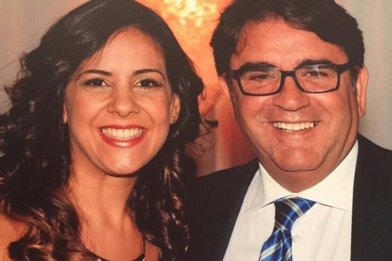 Anita Maurodinoia e Nicola De Matteo