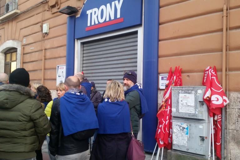 Manifestazione Trony