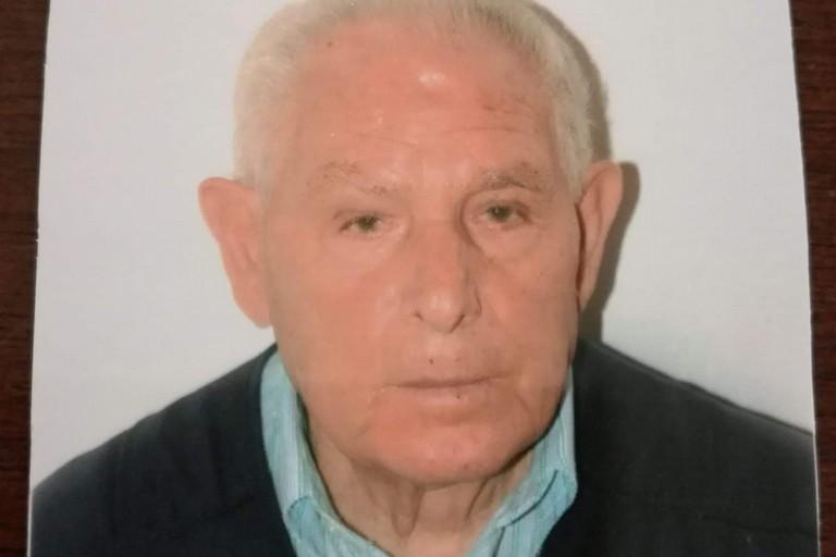 L'anziano scomparso