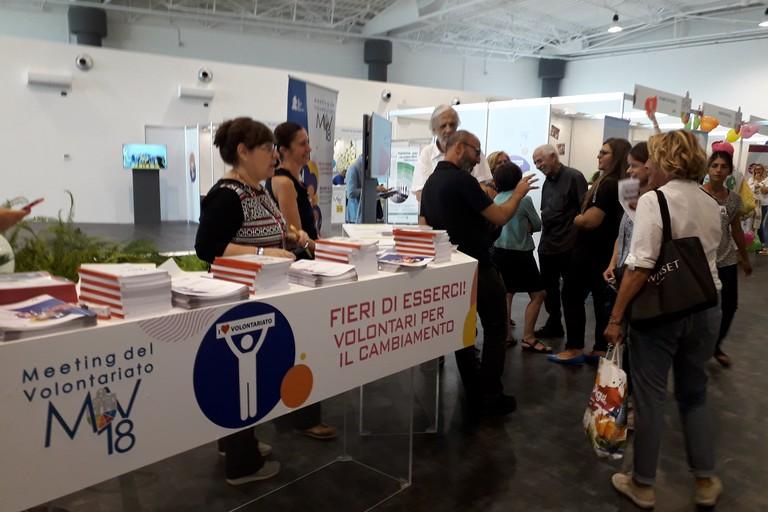 meeting del volontariato. <span>Foto Guerino Amoruso</span>