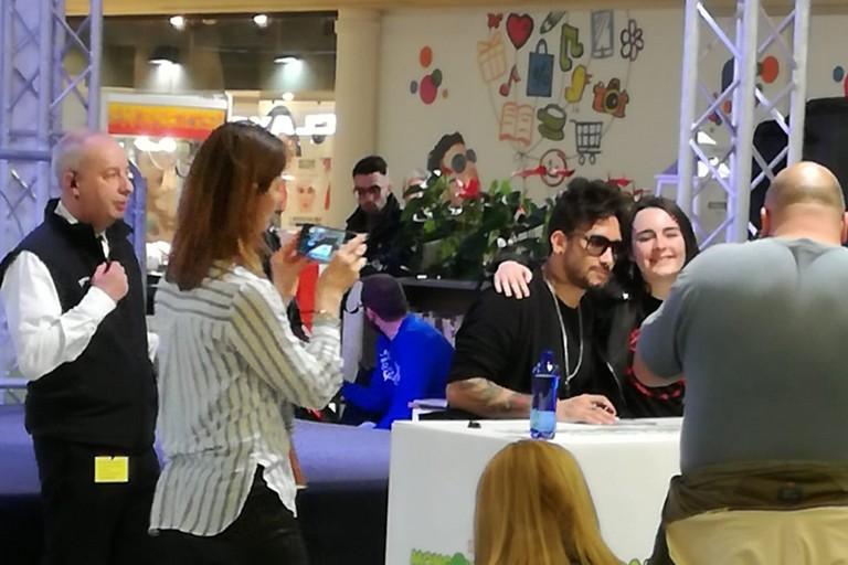 Fabrizio Moro a Bari
