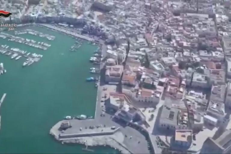 I controlli dei carabinieri a Ferragosto