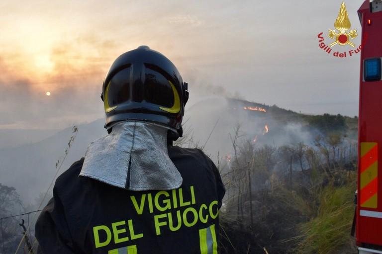 I vigili del fuoco
