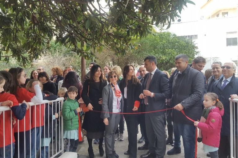"""Bari, inaugurate le nuove aule dell'asilo """"Montessori"""" nel plesso scolastico """"Mazzini-Modugno"""""""
