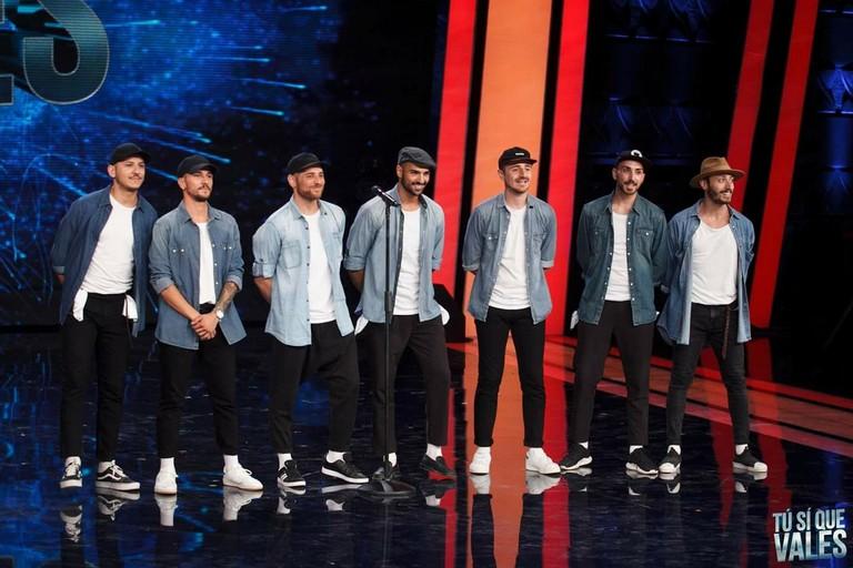 """Finale di """"Tu si que vales"""": i ballerini del gruppo Full Project Company attesi sul palco"""