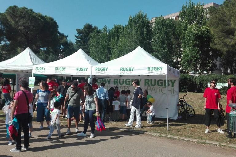 A Bari l'ultima tappa di Rugby nei Parchi