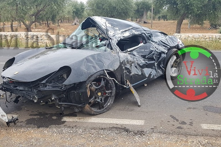 incidente cozze-conversano