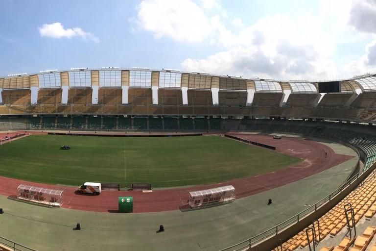 le condizioni dello stadio san nicola