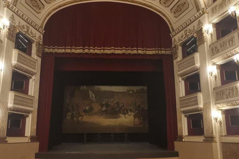 sopralluogo teatro piccinni
