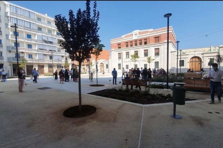 la nuova piazza disfida di barletta