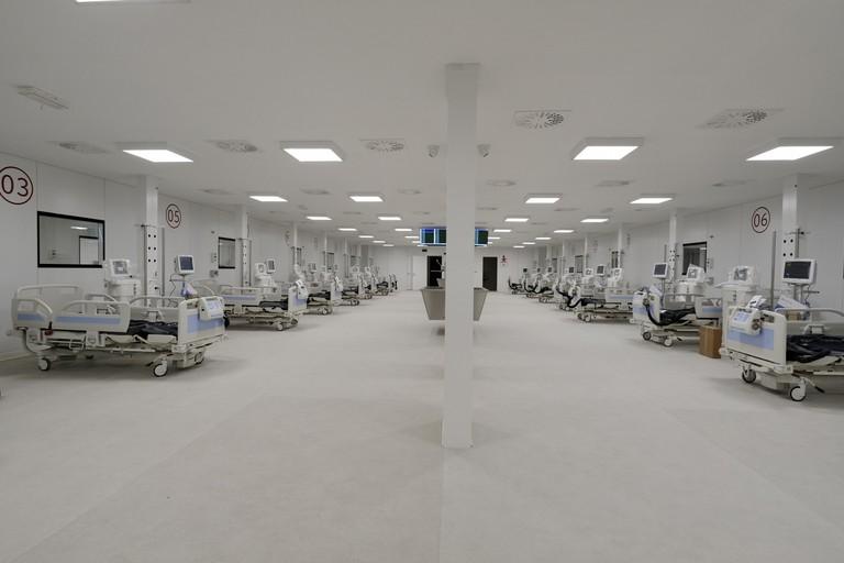 L'ospedale in Fiera
