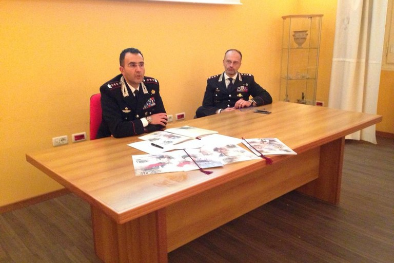 Calendario Carabinieri Dove Si Compra.Presentati Calendario E Agenda 2019 Dei Carabinieri La