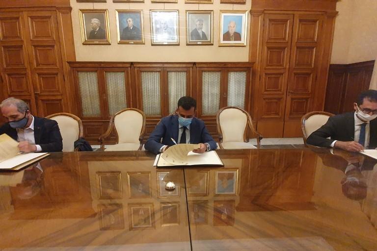 accordo comune regione politecnico
