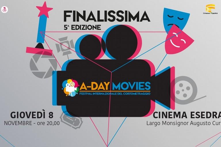 Aday Movies Locandina Evento