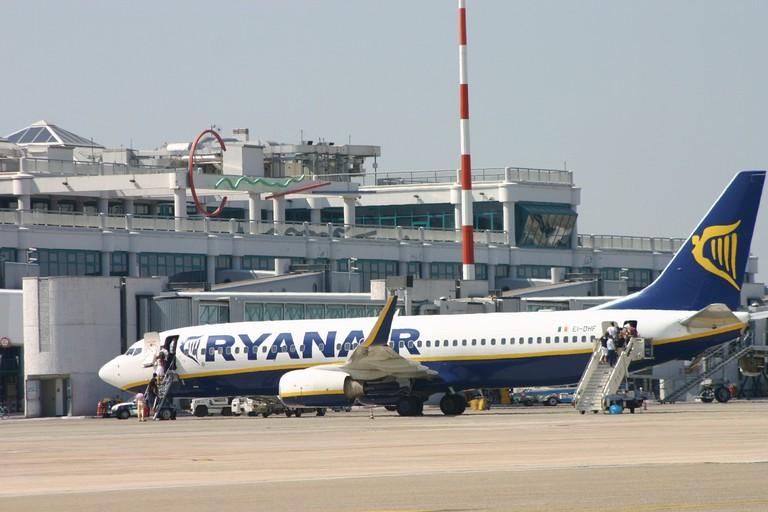 Aeroporto Karol Wojtyla ryanair